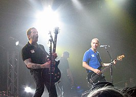 Millencolin op 12 april 2008