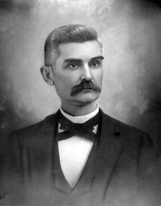 Lieutenant Governor of Florida - Image: Milton Mabry