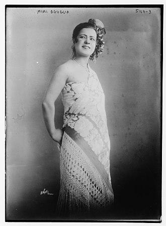 Mimi Aguglia - Mimi Aguglia in 1920