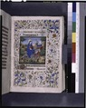 Miniature of Flight into Egypt, initials and border (NYPL b12455533-425903).tif