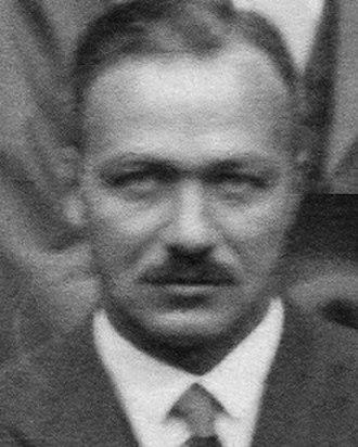 Rudolph Minkowski - Image: Minkowski,Rudolph 1934 London