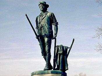 Concord Minuteman