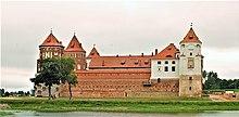 Schloss Mir (Quelle: Wikimedia)