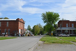 Hindsboro, Illinois Village in Illinois, United States