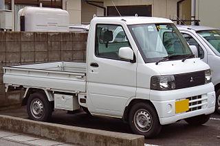 Mitsubishi Minicab car model
