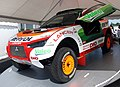 Mitsubishi Racing Lancer door-opened 2008 Motorsport Japan.jpg