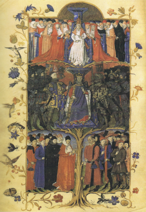 church and state relationship in medieval europe