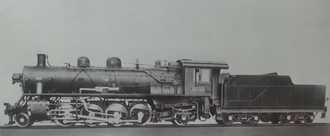 China Railways JF6 - Builder's photo of Manchukuo National Ry ミカロ6648