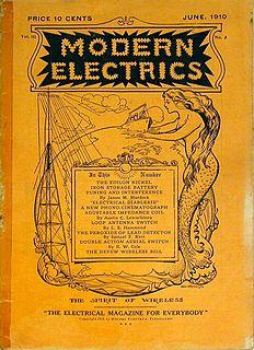 <i>Modern Electrics</i>