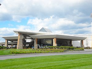 Plains Township, Luzerne County, Pennsylvania - Mohegan Sun Pocono in Plains Township