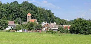 Mohelnice nad Jizerou Municipality and village in Central Bohemian Region, Czech Republic