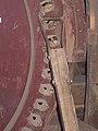 Molen De Hoop, Zierikzee bovenwiel blokkering vangbalk (3).jpg