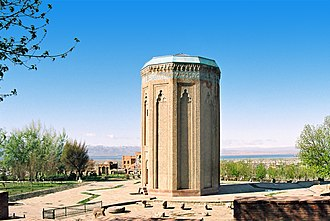 Nakhchivan (city) - Momine Khatun Mausoleum is one of the most recognisable landmarks in Azerbaijan.