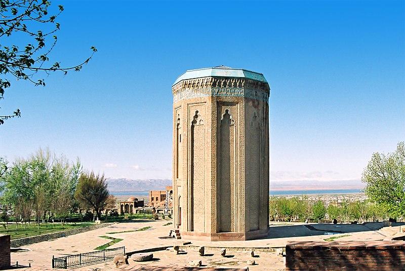 Мусульманские памятники (Древний  Naxçıvan)