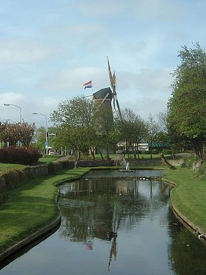 Monster, South Holland - Image: Monster molen