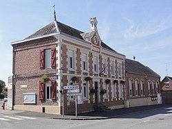 Mont-d'Origny (Aisne) mairie.JPG