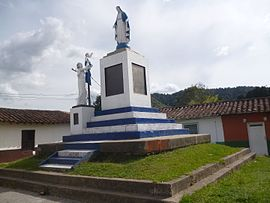 Monument in Guarne