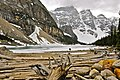 Moraine Lake - Banff - panoramio.jpg