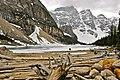 Moraine Lake - Banff - panoramio.jpg