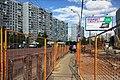 Moscow, Khoroshovskoye Schosse 27 construction site (31225325071).jpg