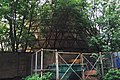 Moscow, Lokomotivny Proezd 21, NII SF glass dome (31599721806).jpg