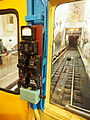 Moscow metro A 1 museum car cab front wall.jpg