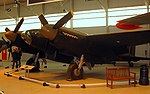 Mosquito, Royal Air Force Museum, Cosford. (34792776431).jpg