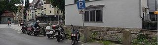 Motorradparkplatz Am Leinekanal