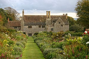 John Cheke - Mottistone Manor, the Cheke family seat.