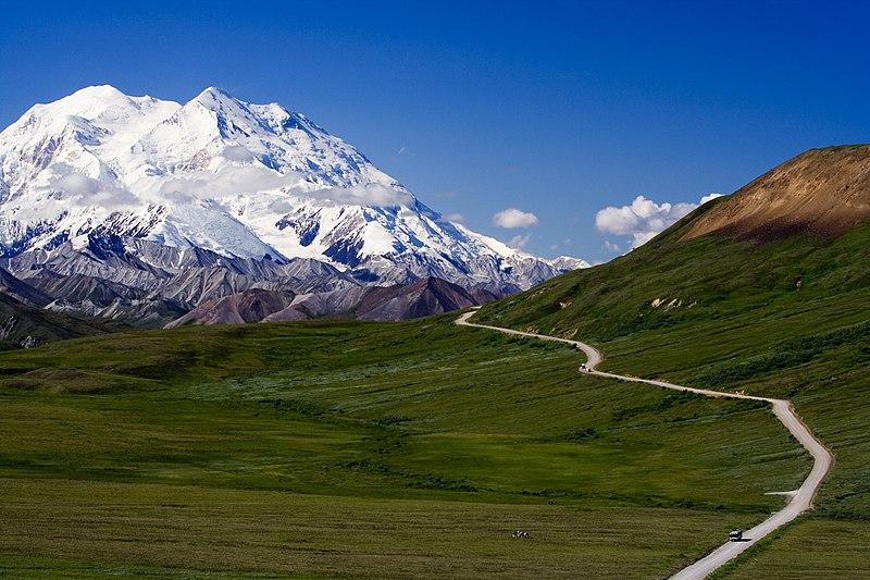 File:Mount McKinley Alaska.jpg