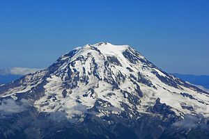 Mount Rainier from northwest
