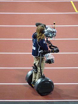 Moving Camera Rig