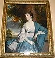 Mrs George Anson, by Reynolds, at Shugbrough.JPG