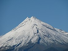 Mount Egmont (Taranaki) - New Zealand