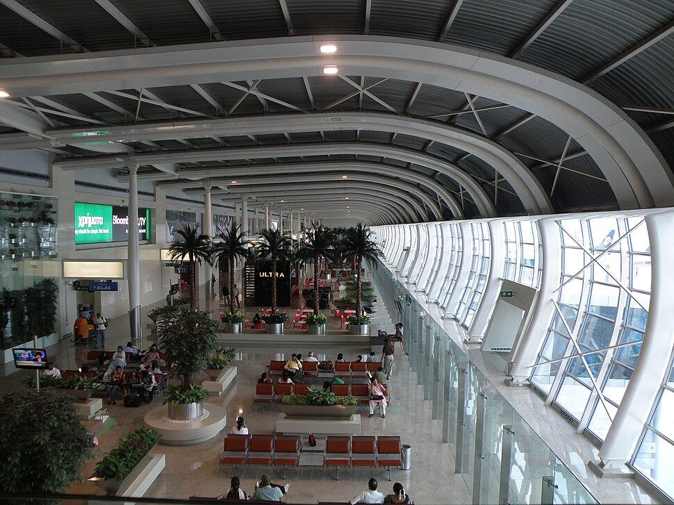 Mumbai airport domestic departure terminal 1C (6)