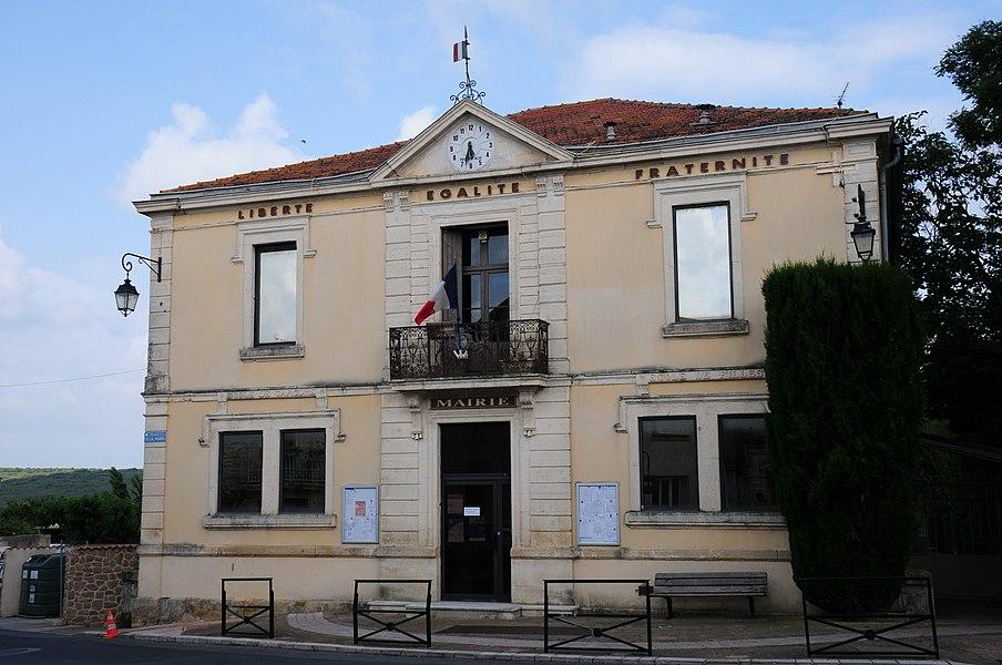 Municipal (Fr:  Mairie) of Satufargues