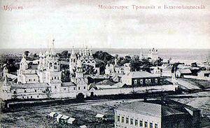 Murom - Image: Murom abbeys