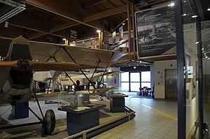 Museo dell'Aeronautica Gianni Caproni S.V.A.5.JPG