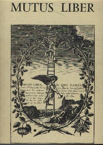 Mutus Liber - Mutus Liber cover
