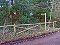 Mystery footpath sign - geograph.org.uk - 1093573.jpg