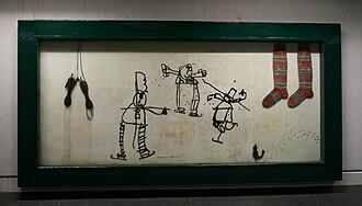 Näckrosen metro station - Image: Näckrosen A