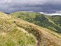 Nízké Tatry, Veľká hoľa, výhled V 01.jpg