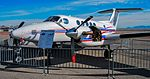 N185XP 1979 Beech B200 Super King Air C-N BB-952 Aerial Measuring System Aircraft United States North Las Vegas Government (30686912770).jpg