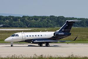 Embraer Legacy 500 - Legacy 500 : seven windows per side