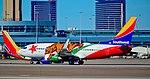 """N943WN Southwest Airlines Boeing 737-7H4 s-n 36913 """"California One"""" (24841109127).jpg"""