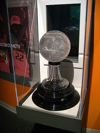 NCAA Division I Men's Basketball Tournament - The NABC Championship Trophy