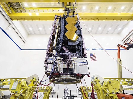 NASA's James Webb Space Telescope Completes Environmental Testing (50427670958).jpg