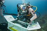 NEEMO 21 Reid Wiseman during underwater activities.jpg