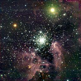 Resultado de imagen de NGC 3603 -