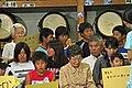 NHK News Kobe caravan at Aioi J09 006.jpg